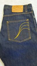 IMPERIAL DENIM from AUSTRALIA, SELF EDGE, Raw Selvage Selvedge Jeans,New, 36