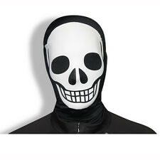 Morphsuits Glow In The Dark Skeleton Premium MorphMask Costume Mask MMPSE