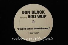 Don Black Feat. DOO WOP, The Ten Tape Commandments (VG) LP 12""