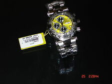 INVICTA SUBAQUA NOMA I SWISS MADE ETA VALJOUX 7750 AUTOMATIC CHRONOGRAPH 10481