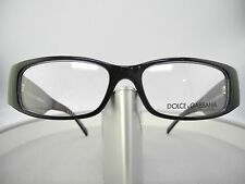 Dolce & Gabbana DG Eyeglasses Glasses Model 3048-B Color 501 Black  New