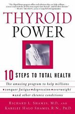 Thyroid Power: Ten Steps to Total Health-ExLibrary