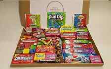 American Sweets Gift Box - USA Candy Hamper - 50 items Birthday Present (002)