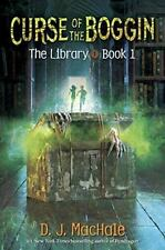 Curse of the Boggin The Library Book 1