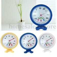 Mini Indoor Outdoor Wet Hygrometer Humidity Thermometer Temp Temperature Meter