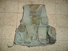 Idf Ephod Vest Web Zahal Israeli Army 1989 Made In Israel by ACHIDATEX Infantry