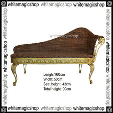 @ Hand Crafted Classic Chaise for Indoor or Outdoor