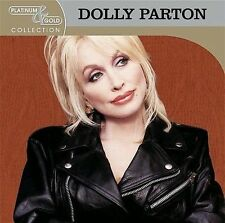 DOLLY PARTON: Platinum & Gold Collection  (CD, 2004, BMG/RCA) w.Porter Wagoner