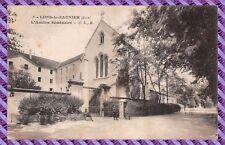 Carte postale - LONS le SAUNIER - L'ancien séminaire