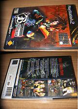 THE BOUNCER  - SONY PS2  -PAL sealed (italiano)