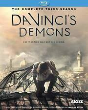 Da Vinci's Demons Season 3 [Blu-ray] New DVD! Ships Fast!