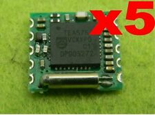 5PCS TEA5767 Philips Programmable Low-power FM Stereo Radio Module For Arduino