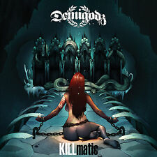 DEMIGODZ Killmatic 2LP VINYL APATHY CELPH TITLED DJ PREMIER AOTP FORT MINOR SOB