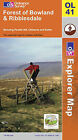 Forest of Bowland and Ribblesdale (Explorer Maps) (Explorer Maps) (OS Explorer M