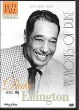 DVD ZONE 2--MUSIQUE--DUKE ELLINGTON - MEMORIES OF THE DUCK