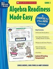 Algebra Readiness Made Easy : An Essential Part of Every Math Curriculum by...