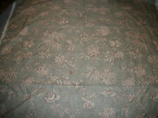 "2 Yards X 56 Gorgeous Home Decor Fabric ""Old Lyme Vintage"" Cotton Waverly"
