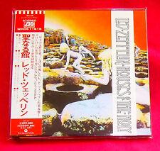Led Zeppelin Houses Of Te Holy JAPAN MINI LP CD WPCR-11615