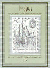 Stamp GB1980 Post Office MINT MS1119 London International Stamp Exhibition