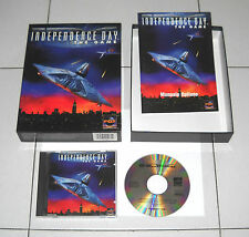 Gioco Pc Cd INDEPENDENCE DAY The game in BOX PERFETTO ITA 1996