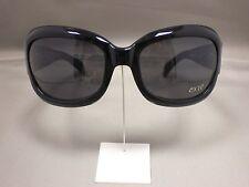 Original exte Sonnenbrille EX 630 Farbe 01 schwarz Kristalle