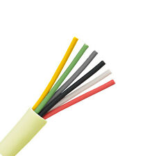 Eagle 500' FT 24 GA Cable 6 Conductor Solid Copper Wire PVC Jacket Control 1K