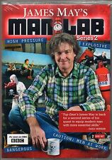 James May's Man Lab: Series 2 (DVD, 2013, 2-Disc Set)
