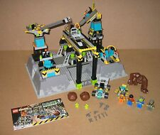 4990 LEGO Rock Raiders HQ – 100% Complete NO Instructions EX COND 1999