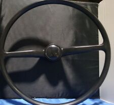 vw Bay Window Bus steering wheel with Horn Button bus'68-73    LAST ONE !!