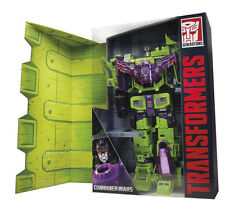 FINAL SALE !  HASBRO SDCC TRANSFORMERS DEVASTATOR G1 GENERATION CONSTRUCTICONS