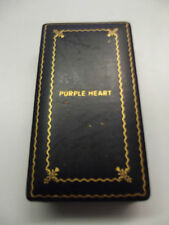 (110) Original WWII Etui für Purple Heart USA ab 1941 ...(Typ1)