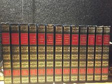 Nobel Prize Library 13 of 20 book set 1971  Alfred Bernhard Nobel Prize Winners