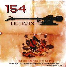 Ultimix 154 CD DJ Remixes Madonna David Guetta Ke$ha +