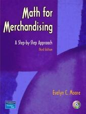 Math for Merchandising: A Step-by-Step Approach 3rd Edition