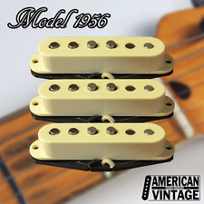 American Vintage Pickup Co. Model 1956 Fender® Stratocaster® Replacement Set