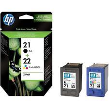HP 21 HP 22 DRUCKER PATRONEN OfficeJet 1410 4315 4355 J3600 J3680 C9351AE C9352A