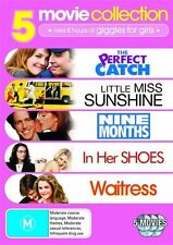Little Miss Sunshine / Nine Months / In Her Shoes / Perfect Catch / Waitress
