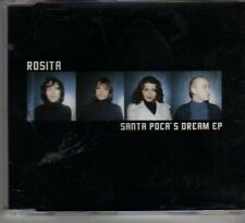 (AX711) Rosita, Santa Poca's Dream EP - 2000 CD