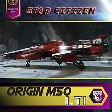 Star Citizen - Origin M50 Interceptor LTI