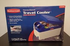 Rubbermaid Thermo-Electric Travel Cooler and Warmer VEC206RB ~ NEW