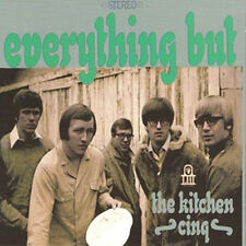 """The kitchen cinq: """"Everything but..."""" (DIGIPAK CD reissue)"""