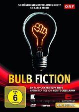 BULB FICTION, Die Lüge von der Energiesparlampe (DVD) NEU+OVP