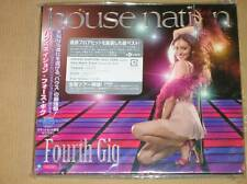 CD RARE IMPORT JAPON / HOUSE NATION / FOURTH GIG / NEUF SOUS CELLO