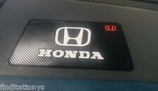 Honda Logo Anti Slip Dashboard Mat Non-Slip sticky pad dash holder phone