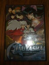 Inuyasha Movie 2 Japanese Anime Free Shipping Castle Beyond The Looking Glass