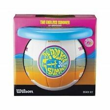 WILSON ENDLESS SUMMER KIT, VOLLEYBALL AND FRISBY KIT, NOT BOXED.