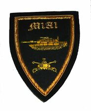 M1A1 Abrams Tank Iraq War Army USMC General Crew Unit Cavalry Cal Battle Patch X