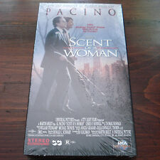 SCENT OF A WOMAN VHS (FACTORY SEALED)