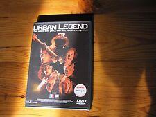 URBAN LEGEND DVD (Jared Leto, Alicia Witt, Robert Englund)