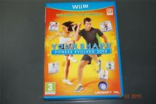 Your Shape Fitness Evolved 2013 Nintendo Wii U UK PAL **FREE UK POSTAGE**